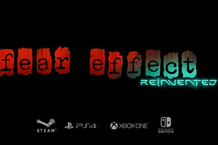 remake de fear effect