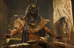 tráiler exclusivo de Assassin's Creed Origins en la Gamescom 2017