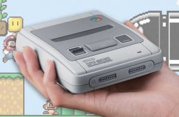 unboxing de Super Nintendo Classic Mini
