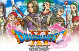ventas de dragon quest xi