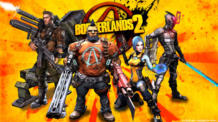 Borderlands 2 en Nintendo Switch