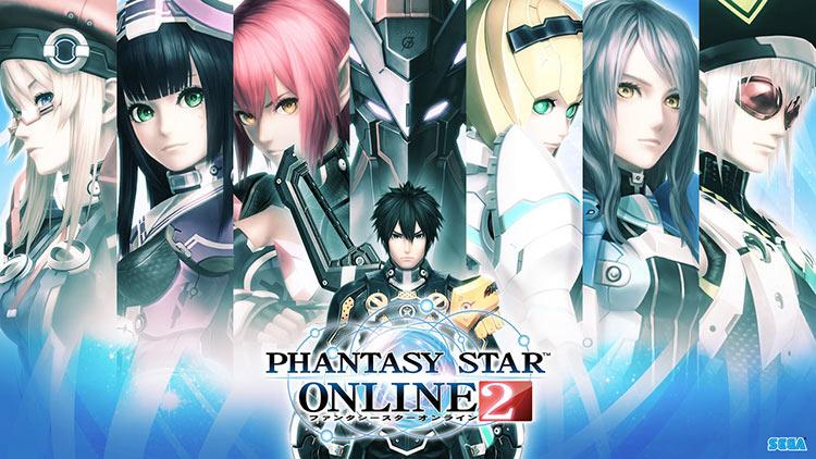 Tráiler anunciando Phantasy Star Online 2 en Nintendo Switch