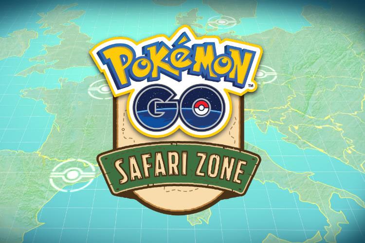 Pokémon GO Safari Zone del 16 de septiembre