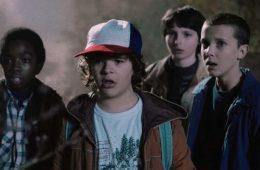 Netflix quiso grabar varias temporadas de Stranger Things a la vez