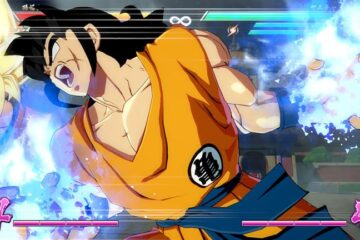 "Tráiler de Yamcha en Dragon Ball FighterZ repartiendo ""Colmillo de Lobo"""