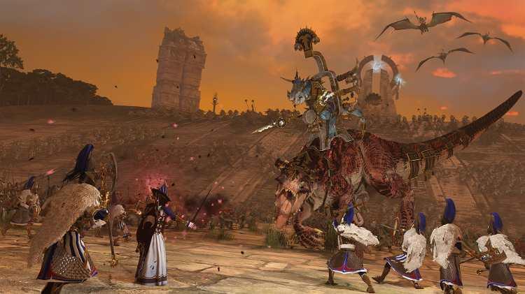 análisis de Total War Warhammer II