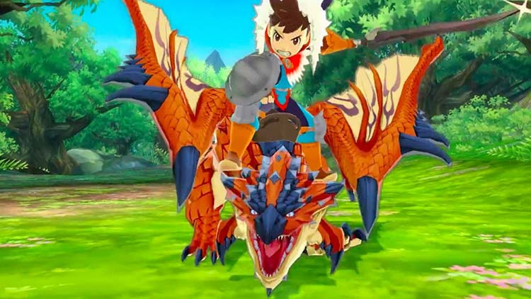 análisis de Monster Hunter Stories