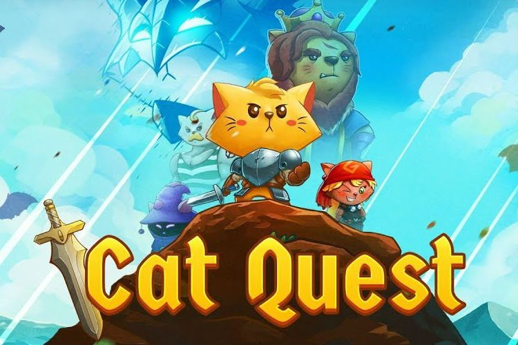 analisis de cat quest