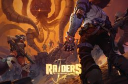 beta abierta de raiders of the broken planet