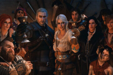 decimo aniversario de the witcher