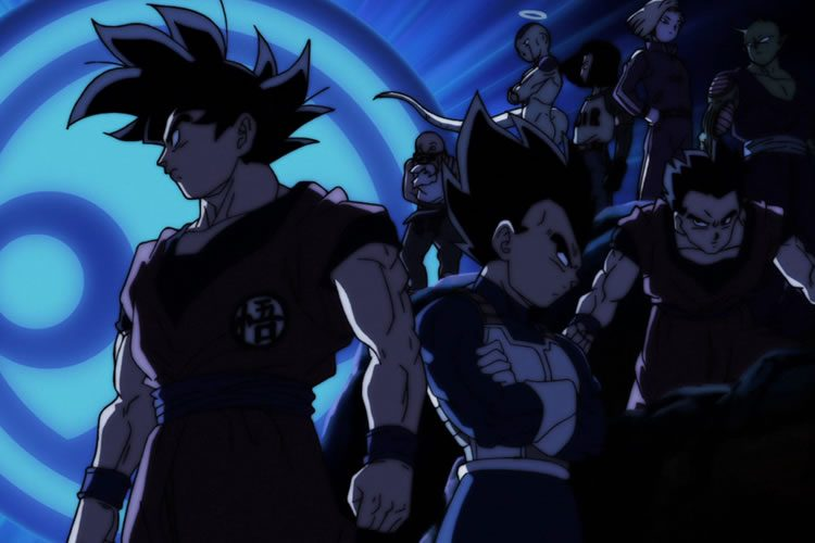 dragon ball super 107 universo 7