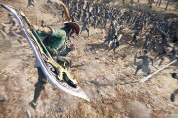 el tráiler de Dynasty Warriors 9 del Tokyo Game Show