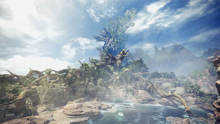 fecha de lanzamiento de Monster Hunter World