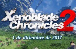 fecha de lanzamiento de xenoblade chronicles 2