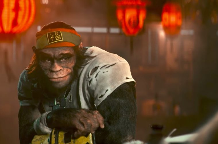 multijugador de Beyond: Good and Evil 2
