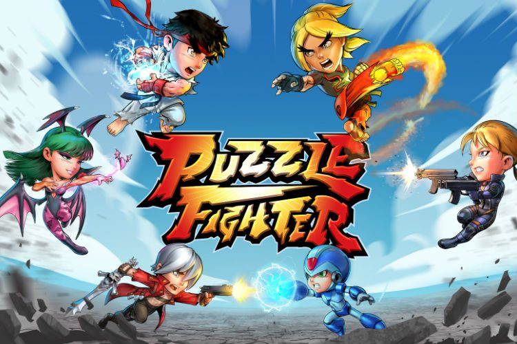 nuevo puzzle fighter para moviles