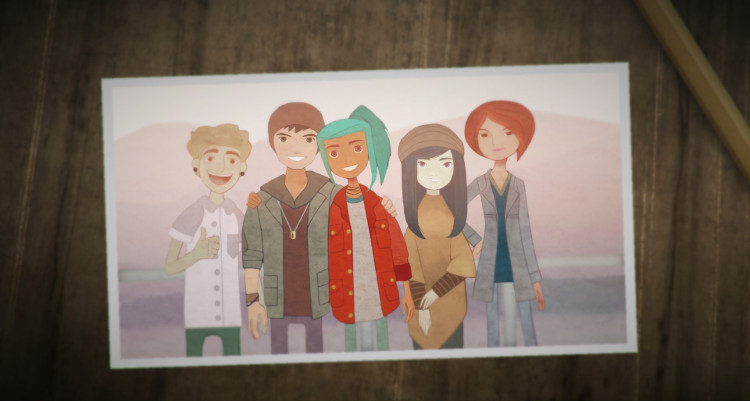 oxenfree en nintendo switch