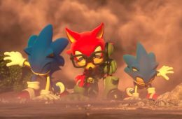 reserva de Sonic Forces