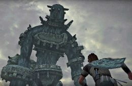 tráiler de Shadow of the Colossus del TGS 2017