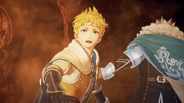 tráiler de personajes de Shadow Dragon para Fire Emblem Warriors