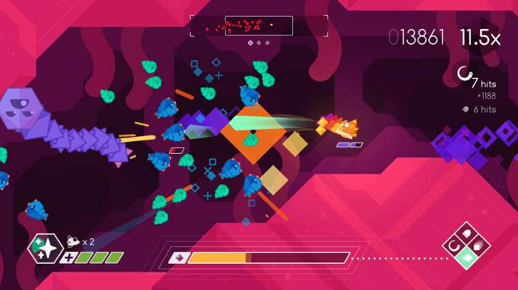 Análisis de Graceful Explosion Machine