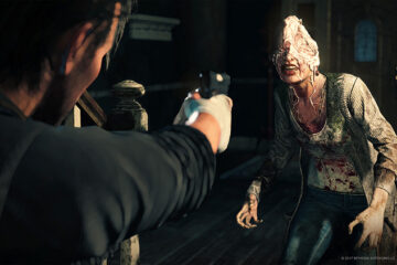 Cómo conseguir la pistola con láser en The Evil Within 2
