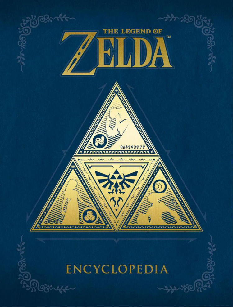Enciclopedia de The Legend of Zelda