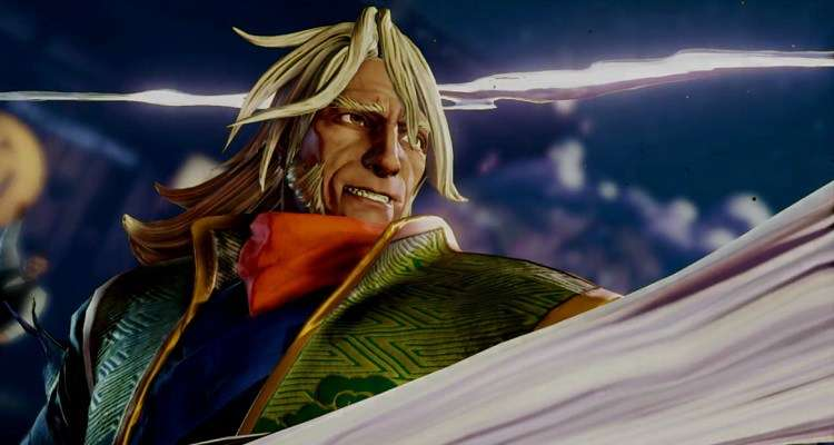 Zeku en Street Fighter V
