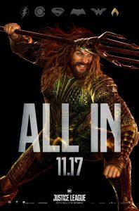 Nuevo póster de Aquaman