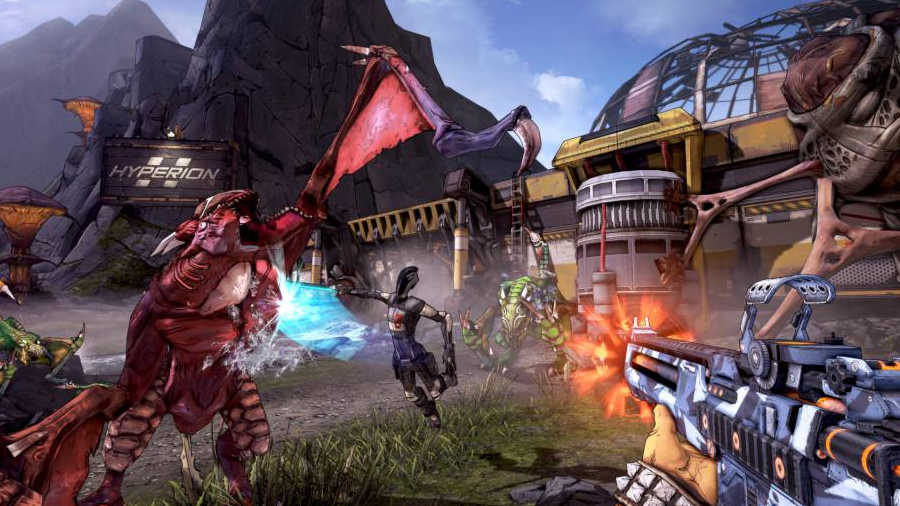 Borderlands 2 con el Humble Endless RPG Lands Bundle