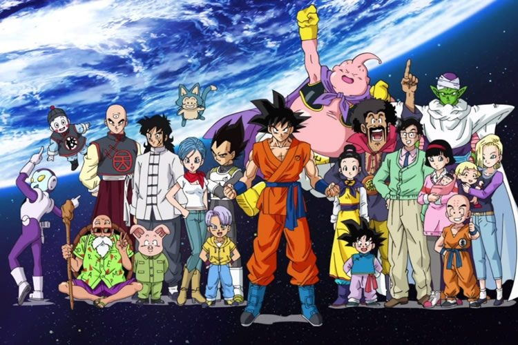 capitulos de dragon ball super