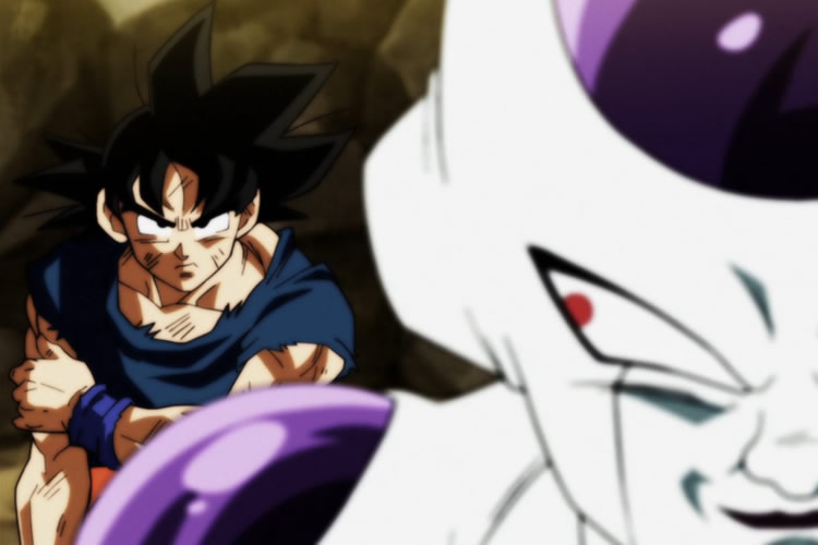 dragon ball super 111 freezer y goku