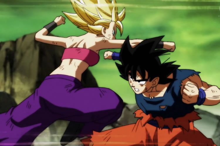 dragon ball super 113 goku vs califa