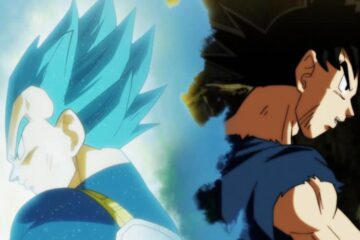 draogn ball super 112 vegeta goku
