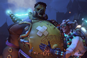 evento de Halloween en Overwatch