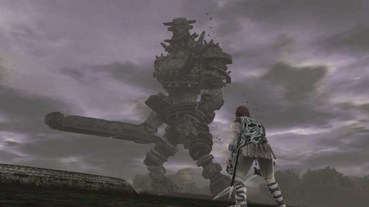 fecha de lanzamiento de Shadow of the Colossus