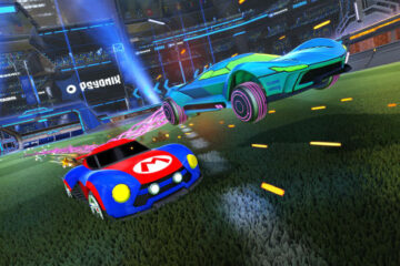 fecha de lanzamiento de rocket league en switch