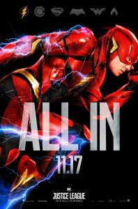 Nuevo póster de Flash