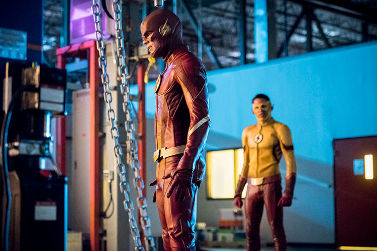 Crítica de The Flash 4x02