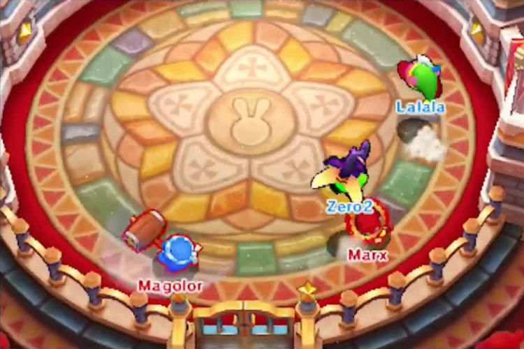 impresiones de kirby battle royale 2