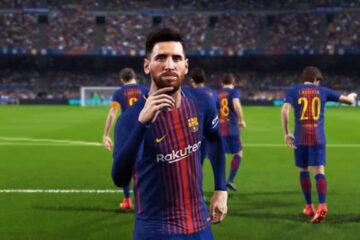 instalar option file PES 2018