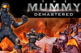 lanzamiento de the mummy demastered