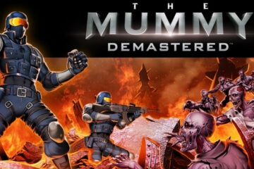 lanzamiento de the mummy demastered