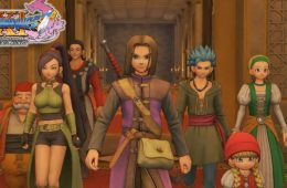motor grafico de dragon quest xi