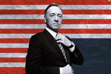Netflix anuncia el fin de House of Cards justo despues de los escandalos de Kevin Spacey
