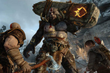 nuevo gameplay de God of War