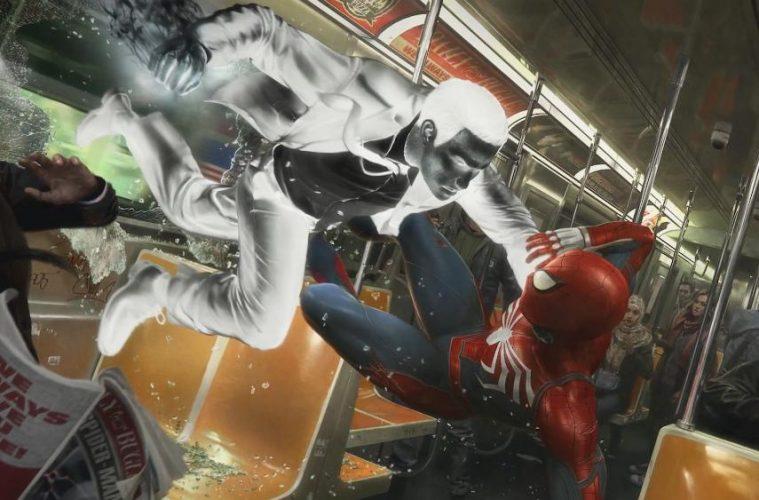 nuevo tráiler de Spider-Man