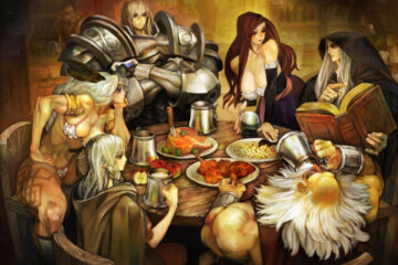 nuevo trailer de dragons crown pro