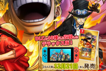 one piece pirate warriors 3 para nintendo switch