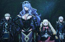 parche con voces en japonés para Fire Emblem Warriors